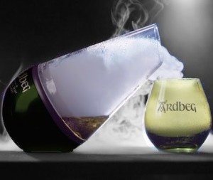 Ardbeg Whisky Distillers Produce First Whisky Vapour For Cocktails