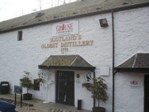 oldest distillery scotland