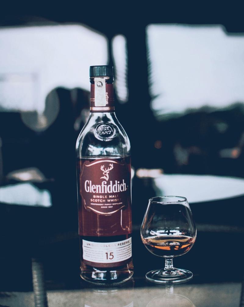 glenfiddich whisky price
